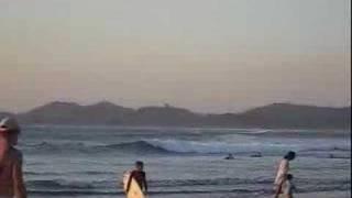Costa Rica Surf 2008 Tamarindo