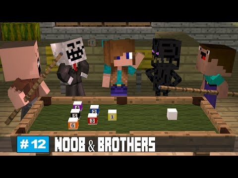 Notch Encounter - Minecraft Animation