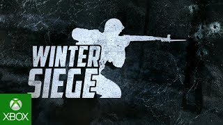 Call of Duty®: WWII - Winter Siege Event Trailer