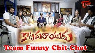 Katamarayudu Team Hilarious Interview  Pawan Kalyan, Shruti Haasan, Ali