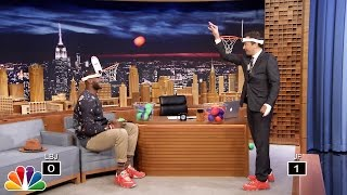 Faceketball with LeBron James