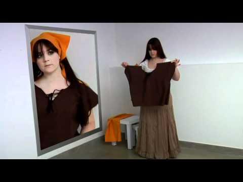 Vestidos de epoca youtube car interior design for Youtube jardin prohibido