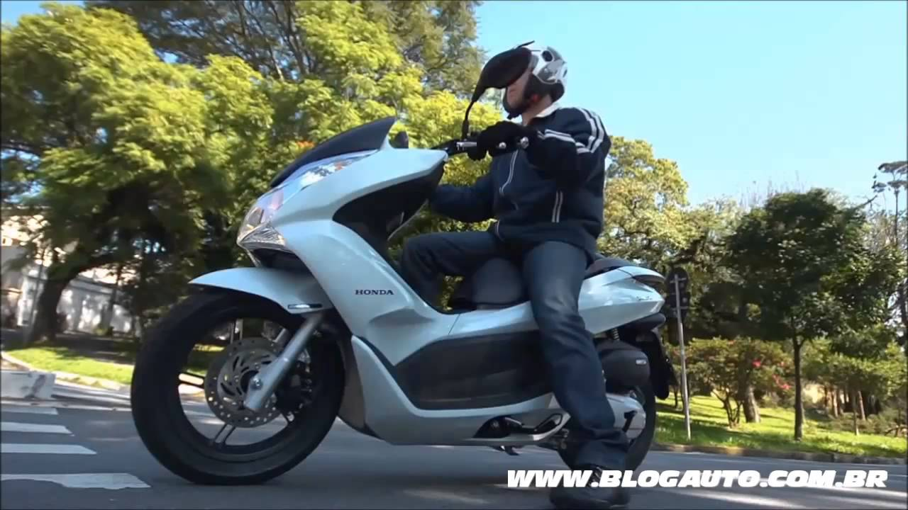 Honda PCX 150 2014 - Sistema Start-Stop - BlogAuto - YouTube