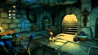 Disney's Castle of Illusions (PC) walkthrough - The Castle - Act 2