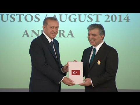 Turquie : le règne présidentiel de Recep Tayyip Erdogan a commencé