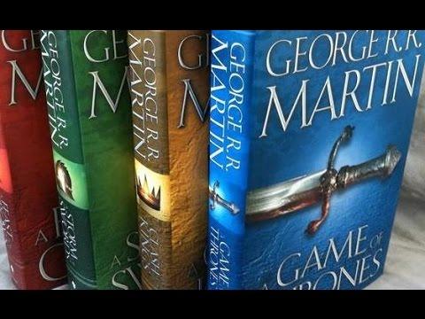 Game of Thrones: George Martin's Original Story Revealed