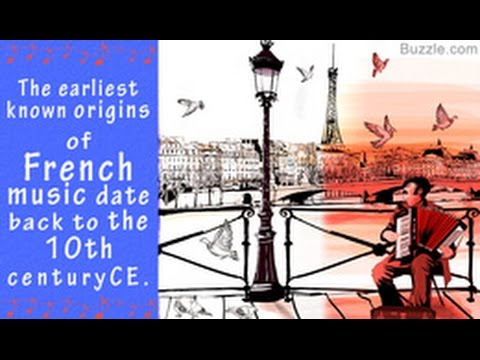 An Interesting and Brief History of the Evolution of French Music