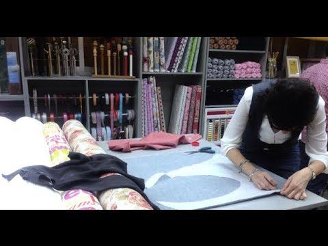 Clases y talleres de costura presenciales en madrid youtube for Taller de costura madrid