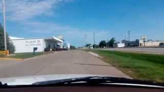 Driving Route - Ottumwa