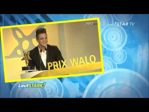 Luca Hänni - Prix Walo 2013 video