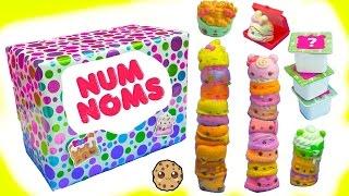 Giant Haul - Big Box Full Of Pizza, Ice Cream, Diner Series 2 + Ultra Rare Wedding Num Noms