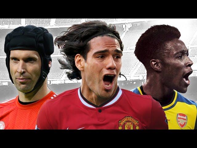 Deadline Day Transfer Talk   Man Utd sign Radamel Falcao!