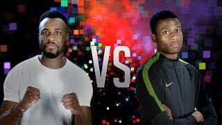 CHEEKY SPORT VS BAITEZE SQUAD | 3v3 Football