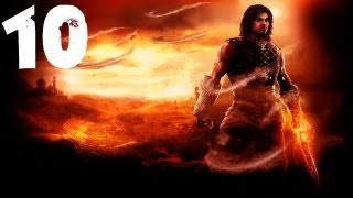 Prince of Persia: The Forgotten Sands Walkthrough - Part 10 - The Observatory