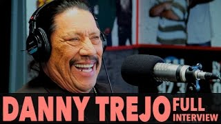 Danny Trejo on Donald Trump, How He Got Into Acting and Trejo's Tacos (Full Interview)   BigBoyTV