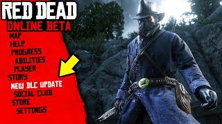 So There's A New Red Dead Online DLC Update Coming Tomorrow... (Red Dead Online DLC Update)