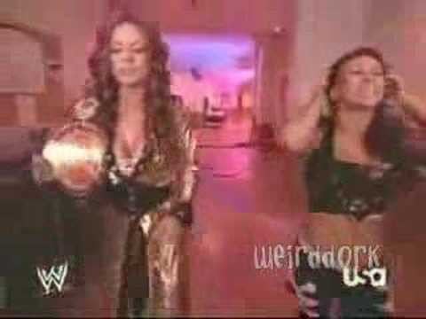 Mean Girls wwe Style Video