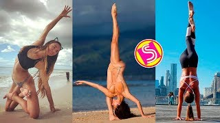 Best Flexibility and Gymnastics Skills Compilation 2017 | Top #gymnastics Instagram