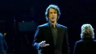 Watch Josh Groban Where I Want To Be video