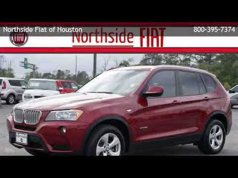 2012 BMW X3 xDrive28i  - The Woodlands