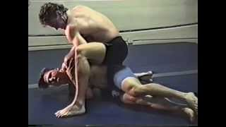 Bodybuilder Wrestling