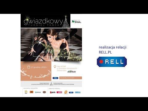 Gwiazdkowy Turniej Tańca ZIELONA GÓRA 17.12.2016