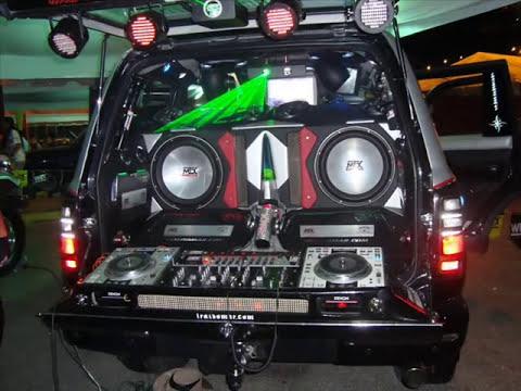 dj pedro martinez MEZCLAS SOUND CAR.