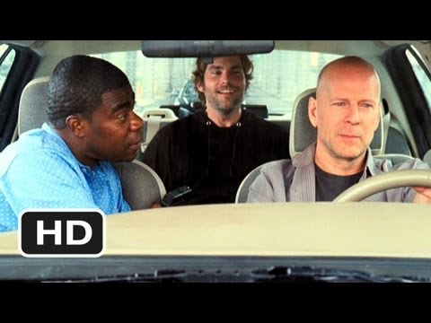 Cop Out #5 Movie CLIP - Stop Repeating Me! (2010) HD