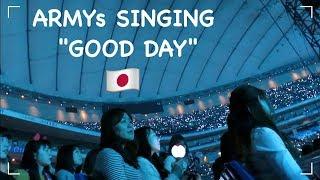 181114 BTS LOVE YOURSELF IN TOKYO FANCAMS