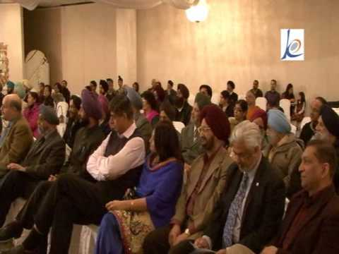 Documentary On Hazara Singh Ramta Released On Mother Language Day In Toronto video