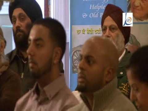 Documentary On Hazara Singh Ramta Released On Mother Language Day In Toronto video