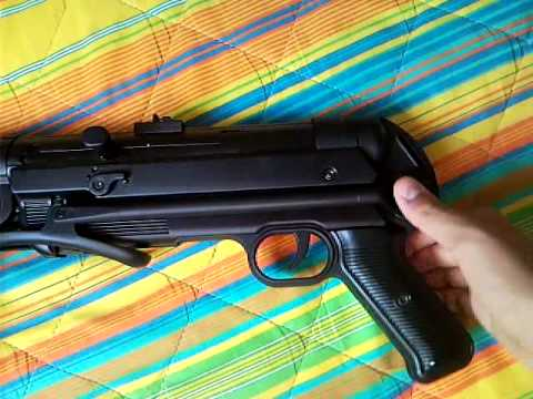 MP40 Soft Air MACHINEPISTOLE FULL METAL