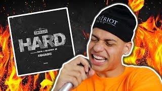 """How Tay-K Recorded """"Hard"""""""