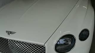 ベントレー納車     2019 BENTLEY CONTINENTAL GT