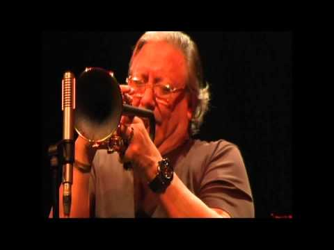 Arturo Sandoval playing 2013 his NEW daCarbo Trumpet