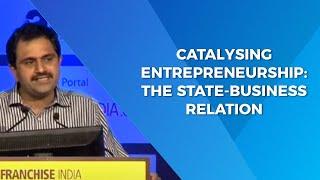 Catalysing Entrepreneurship   The