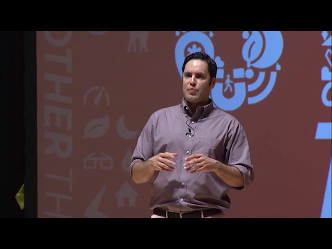 Changing the way we fight cancer: Gabe Canales at TEDxHouston 2013