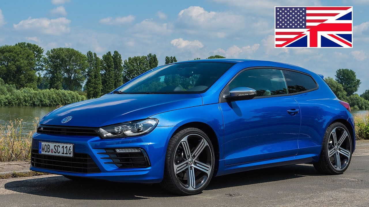 2014 Volkswagen Vw Scirocco R Facelift Start Up Exhaust