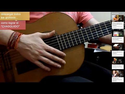 Tocar Cueca (tutorial) Jesús Amaya...
