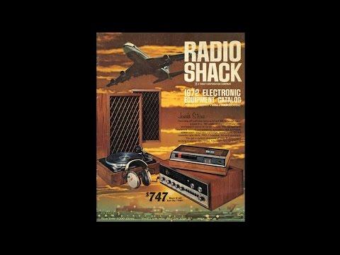 1972 Allied Radio Shack - Electronic Equipment Catalog #216