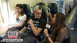 The Rude Behavior of New York Commuters