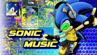BEST & WORST Sonic Music w/piplupfan77