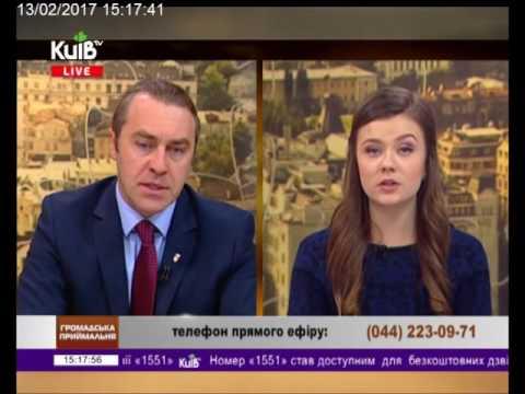 """Ігор Мірошниченко ‒ в етері ТРК """"Київ"""""""