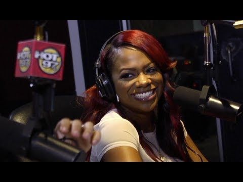 Kandi Burruss talks Wedding, Kim Zolciak, Sex Toys & More!!