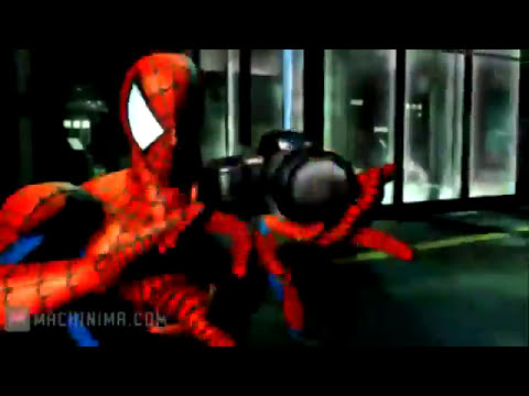 Marvel vs. Capcom 3 Spiderman Trailer [HD]