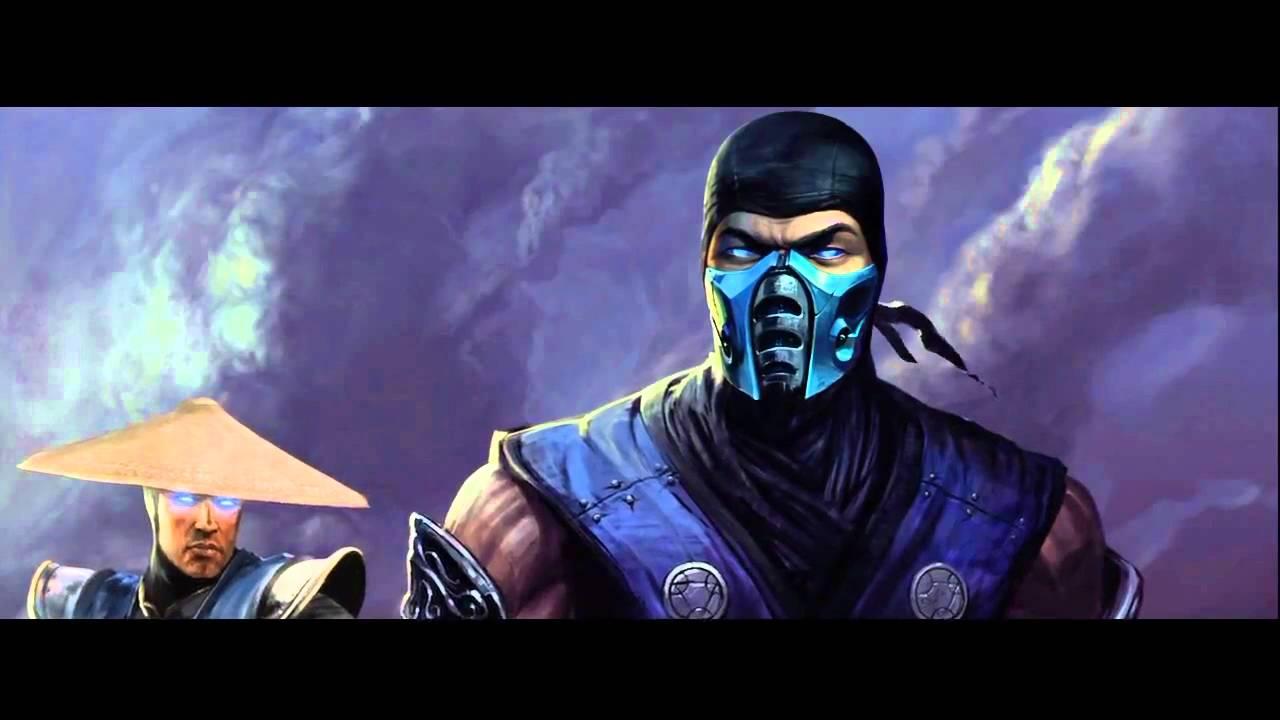 Mortal kombat cyber sub zero