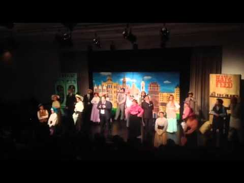 It takes a woman- hello Dolly -beit Hillel -may 2015