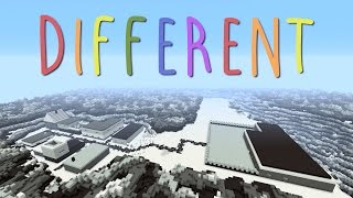 Stampy Short - Different