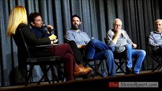 A STAR IS BORN talk with Bradley Cooper & crew - October 27, 2018
