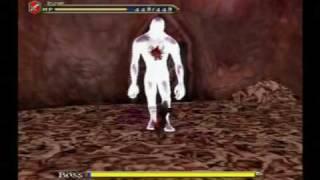 Castlevania Curse of Darkness Boss 12 Legion & Nuculais (No Damage, No ID)